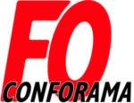 logo syndicat Force Ouvrière de Conforama